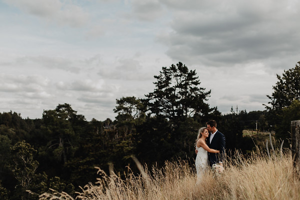 Anna + Mark - The Olive Tree Wedding