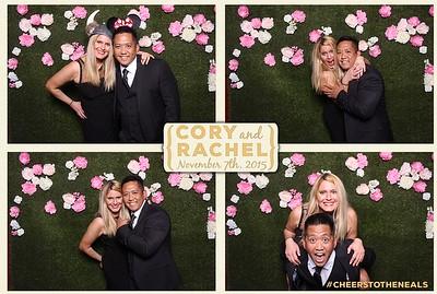 Cory & Rachel | Nov. 7th 2015