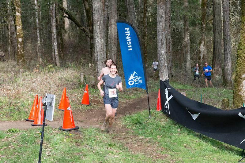 2015 Hagg Lake Mud Runs Ultra 25k