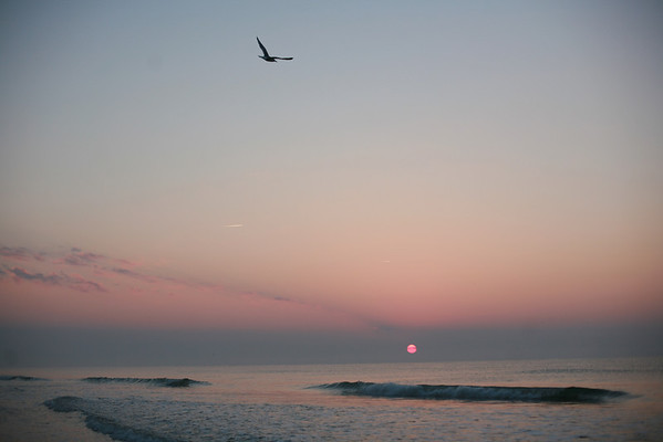 North Myrtle Beach Sunrises and Sunsets