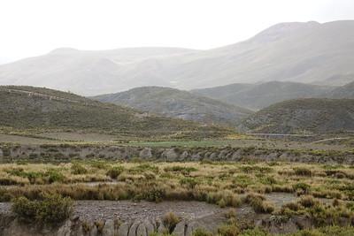 Oruro - Cochabamba