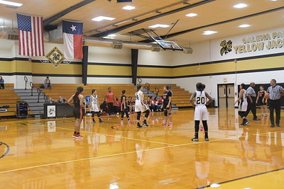 2019 Girls  BB vs Rayburn