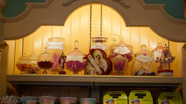 Disneyland Resort, Disneyland, Main Street USA, Candy Palace, Candy, Valentine, Valentine's Day