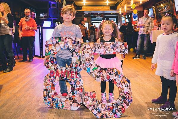 Olivia & Daniel Birthday Party