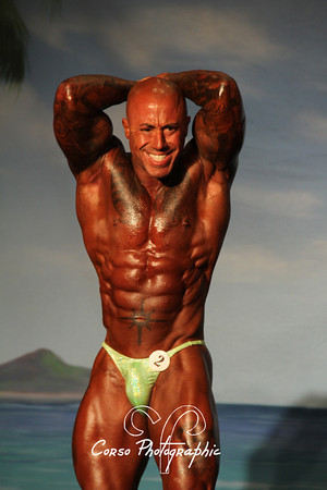 VGC Men's Open Bodybuilding Prejudging