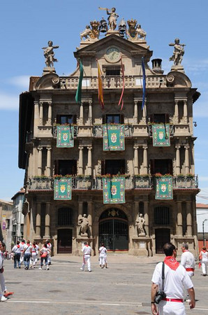 Pamplona to San Sabastian
