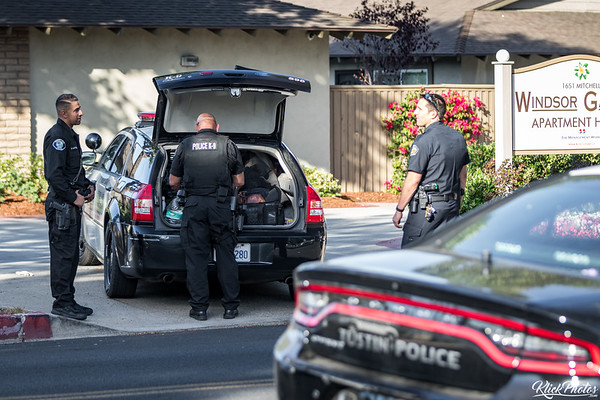 Tustin Interrupted Burglary - May 18th, 2017