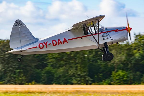 OY-DAA - SAI KZ III U-2/5