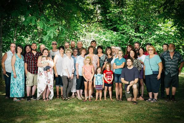 2018 Godwin-Vaughan Family Reunion