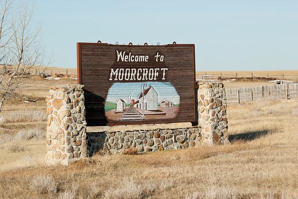 Moorcroft, WY to Rapid City, SD Scenes