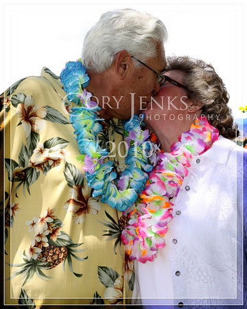 Darryl and Elsie 50th Anniversary