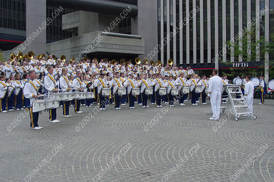 Concert at Fountain Square