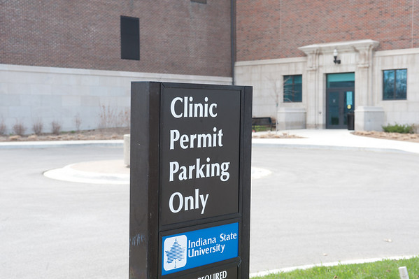 Clinic Parking Lot