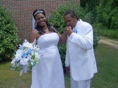 T.J. & Paula's Wedding