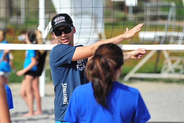 Beach Volleyball, 2-12-14