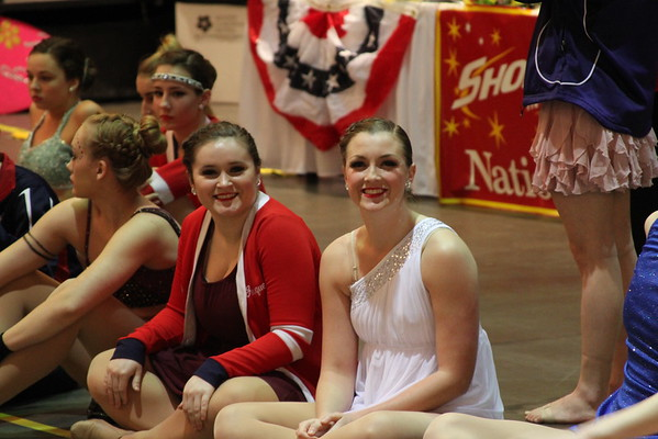 National Competition Awards & Homecoming