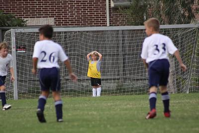 LJ Soccer - Sept 20, 2009- Game 2 (Lost 4 -5)