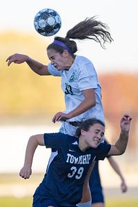 2020-11-07 | Girls | Central Dauphin @ Manheim Township (District 3 Semifinals)