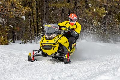 2020 Ski-doo MXZ-X 850 E-TEC