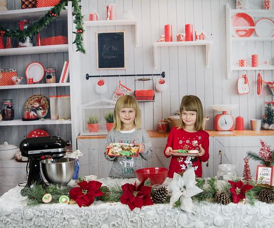 Marie Russel's Christmas Mini 2019