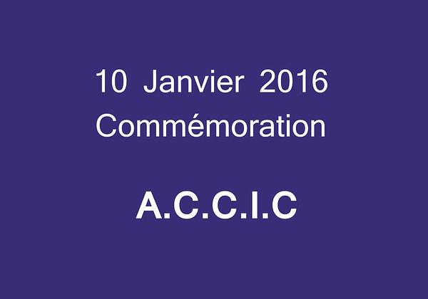 Commemoration 10 Janvier 2016