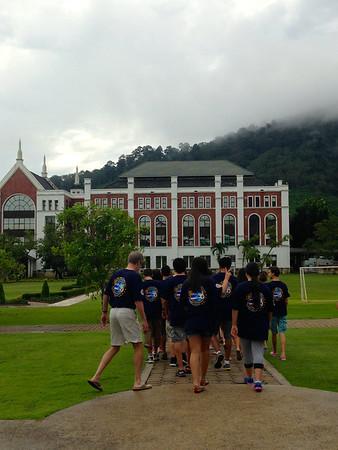 Grade 9 Field Studies - Phuket