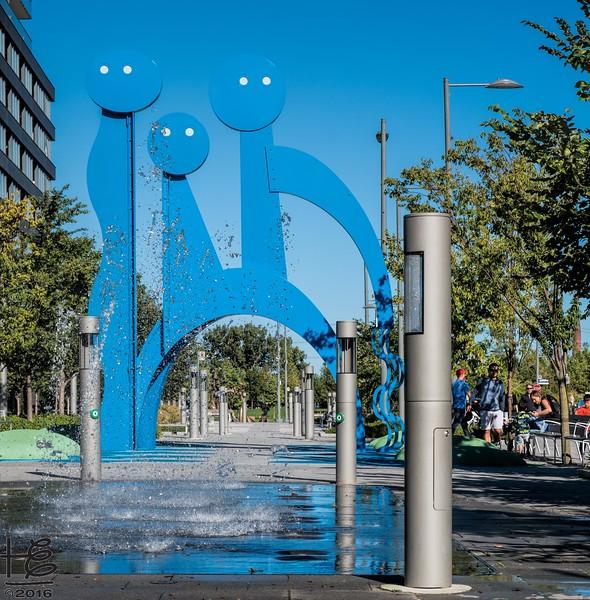 Toronta public artwork