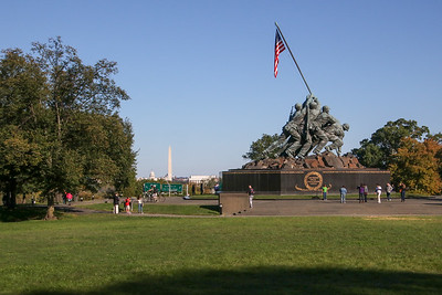 F40-The Iwo Jima Memorial
