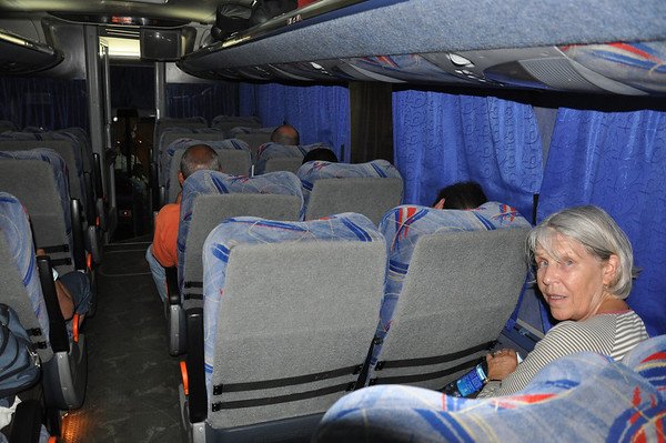 Panama City to Honduras by bus through Costa Rica & Nicaragua