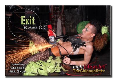 10 march 2013 Exit