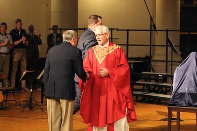 Mass of the Holy Spirit/Scaccia Auditorium Dedication 9/6/19