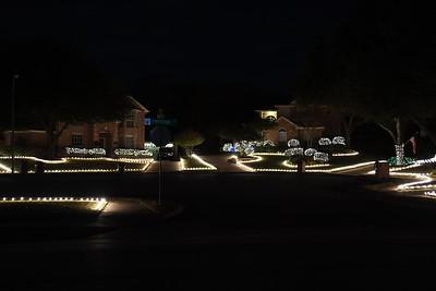 12-7-2017 Neighborhood Christmas Lights