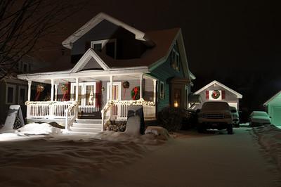 Thompson House Winter