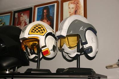 X-Wing Pilot Helmets