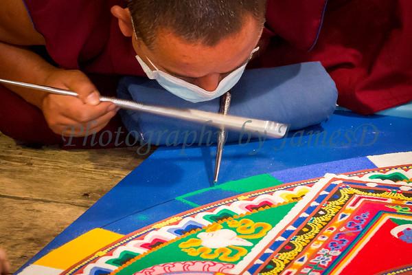 Tibetan Monks Oceano