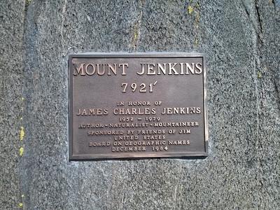 Owens Peak Saddle Hike - January 28, 2014