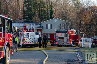 12-19-19 Coshocton FD - House Fire