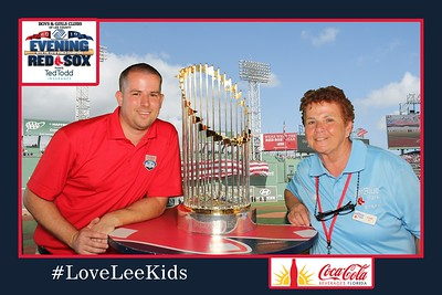 Boys and Girls Club of Lee Co. Evening with the Red Sox 2019