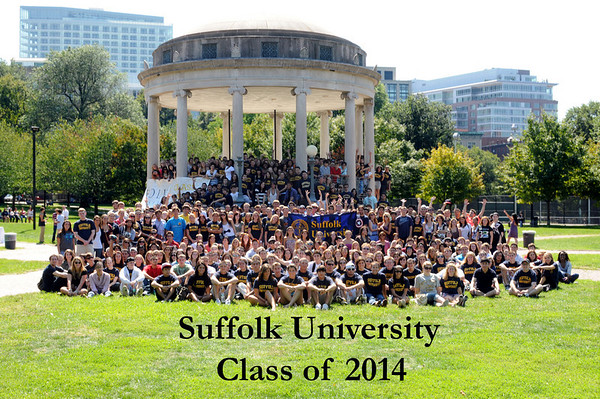 Suffolk University Orientation and New Student Programs