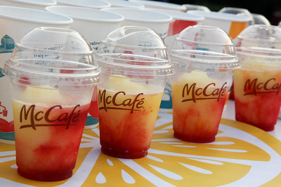 McDonald's - Peachtree Road Race