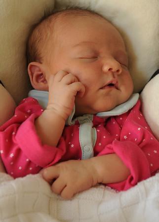 Meet Leah Summer - Born July 14, 2010 to Sarah and Justin