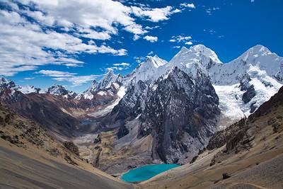La Cordillera Huayhuash, Peru, June 2019