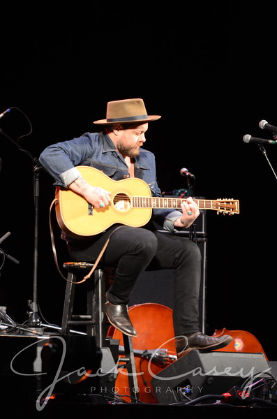 Nathaniel Rateliff at the Saenger Theater - May 4, 2019