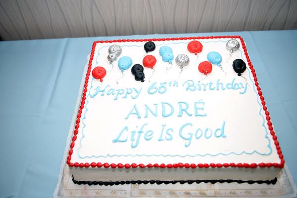 Andre Gilliam-Hanna Birthday Celebration