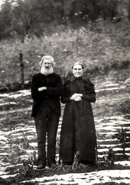 Aaron and Susan Dickey