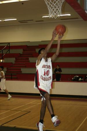 Junior Boys Basketball 2007