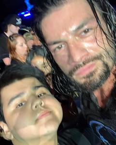 Roman Reigns - WWE Live Stockton