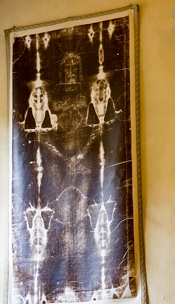image of the shroud of turin
