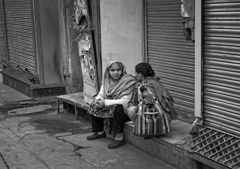 Faces of Delhi