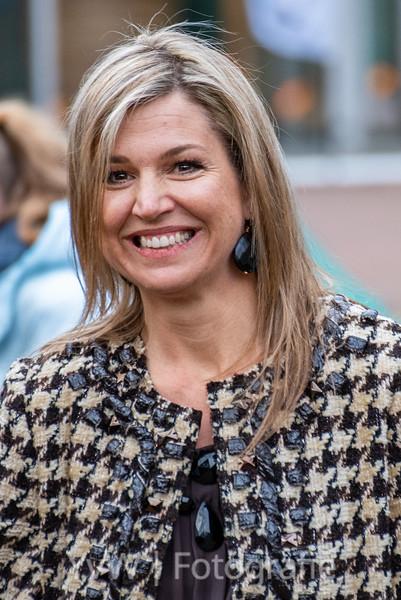 Queen Máxima at the Triodos Bank
